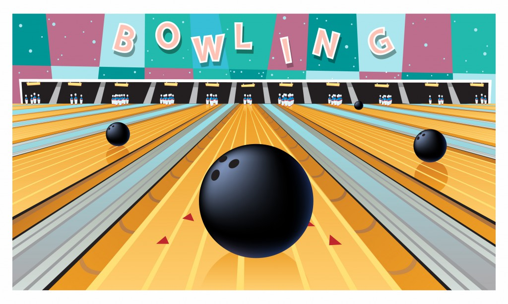 Bowling alley clipart 4 » Clipart Station.