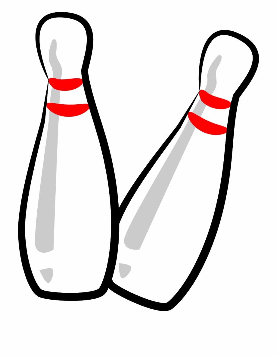 Bowling Alley Clipart Group.