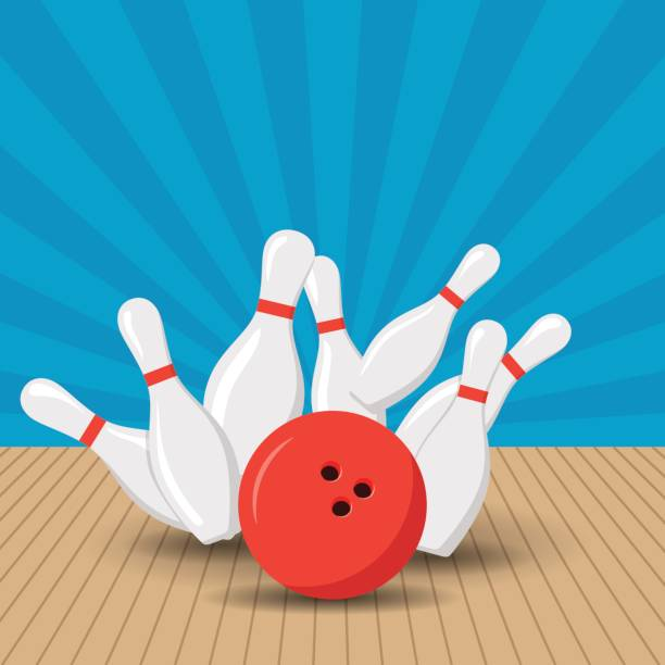 Top 60 Bowling Alley Clip Art, Vector Graphics and Illustrations.