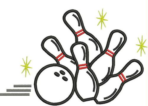 Free Picture Of Bowling Ball And Pins, Download Free Clip Art, Free.