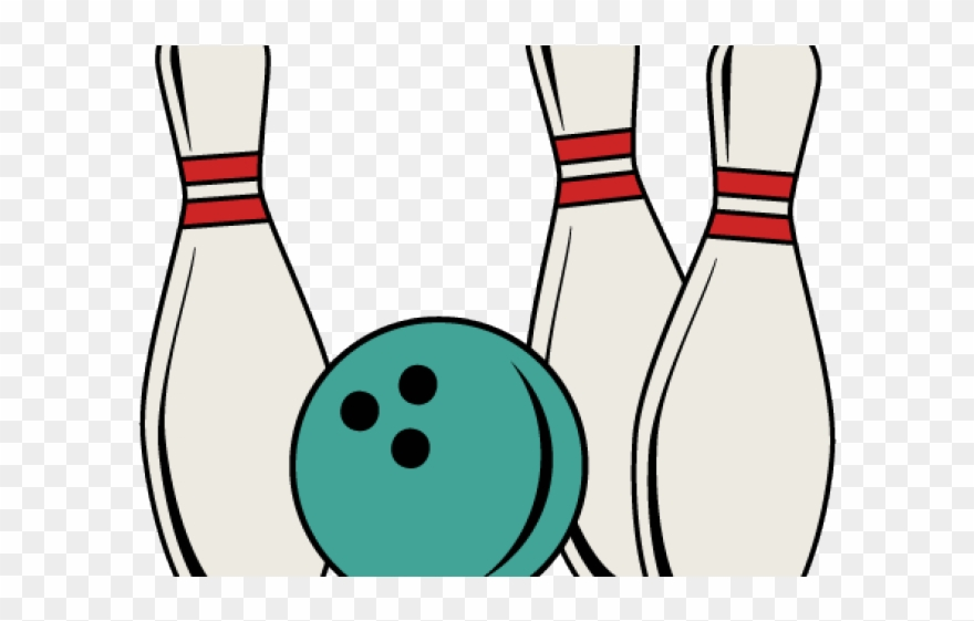 Monster Clipart Bowling.