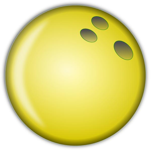 Bowling Ball Clipart.