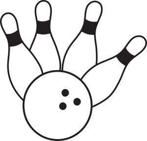 bowling clip art 14 300×288.