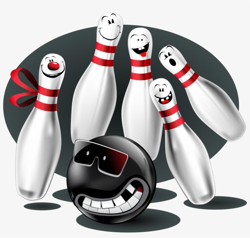 Invitation Clipart Bowling.