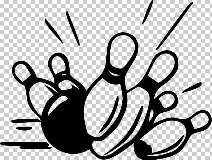 Bowling Pin Sport PNG, Clipart, Artwork, Ball, Black, Black.
