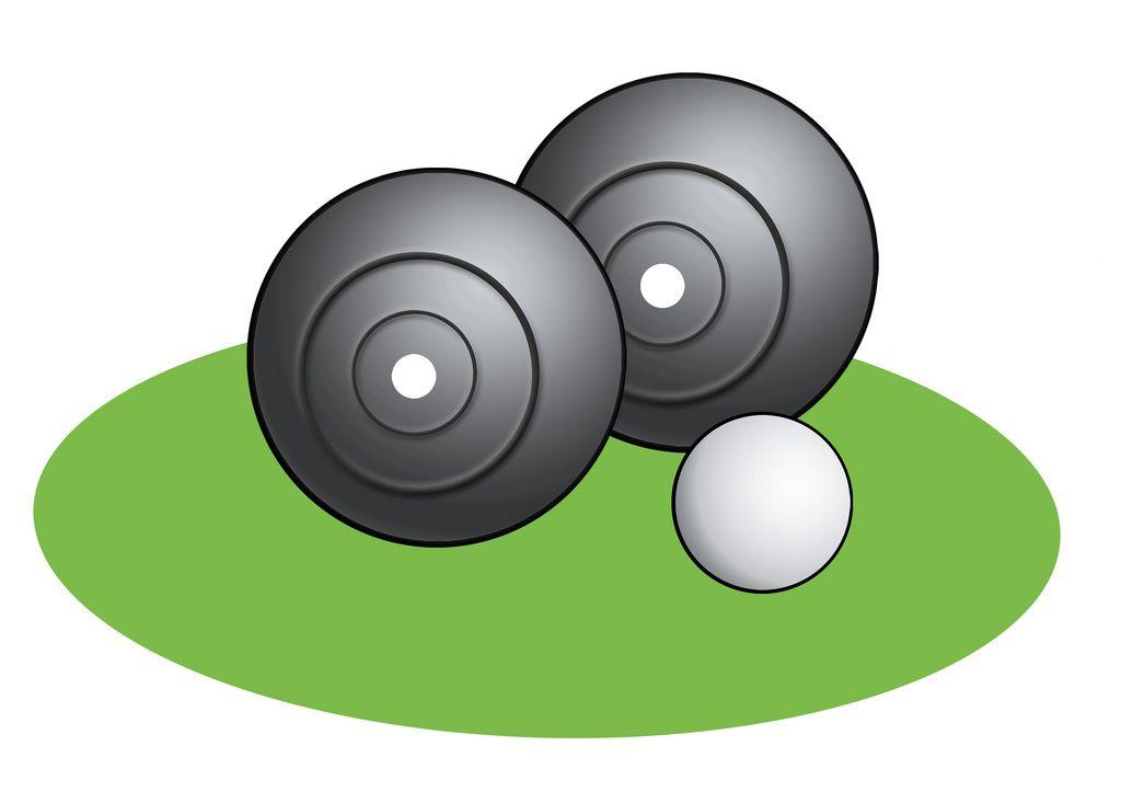 Lawn Bowls Clipart Cartoons Free.
