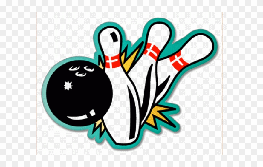 Bowling Clipart Fire.