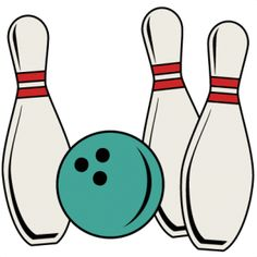 Bowling clip art free clipart.