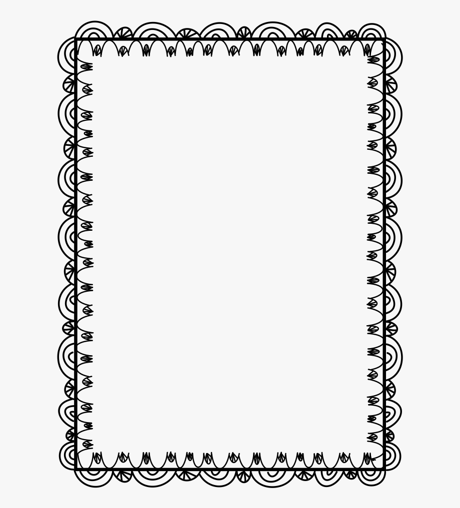 Free Clip Art Borders Group (+), HD Clipart.