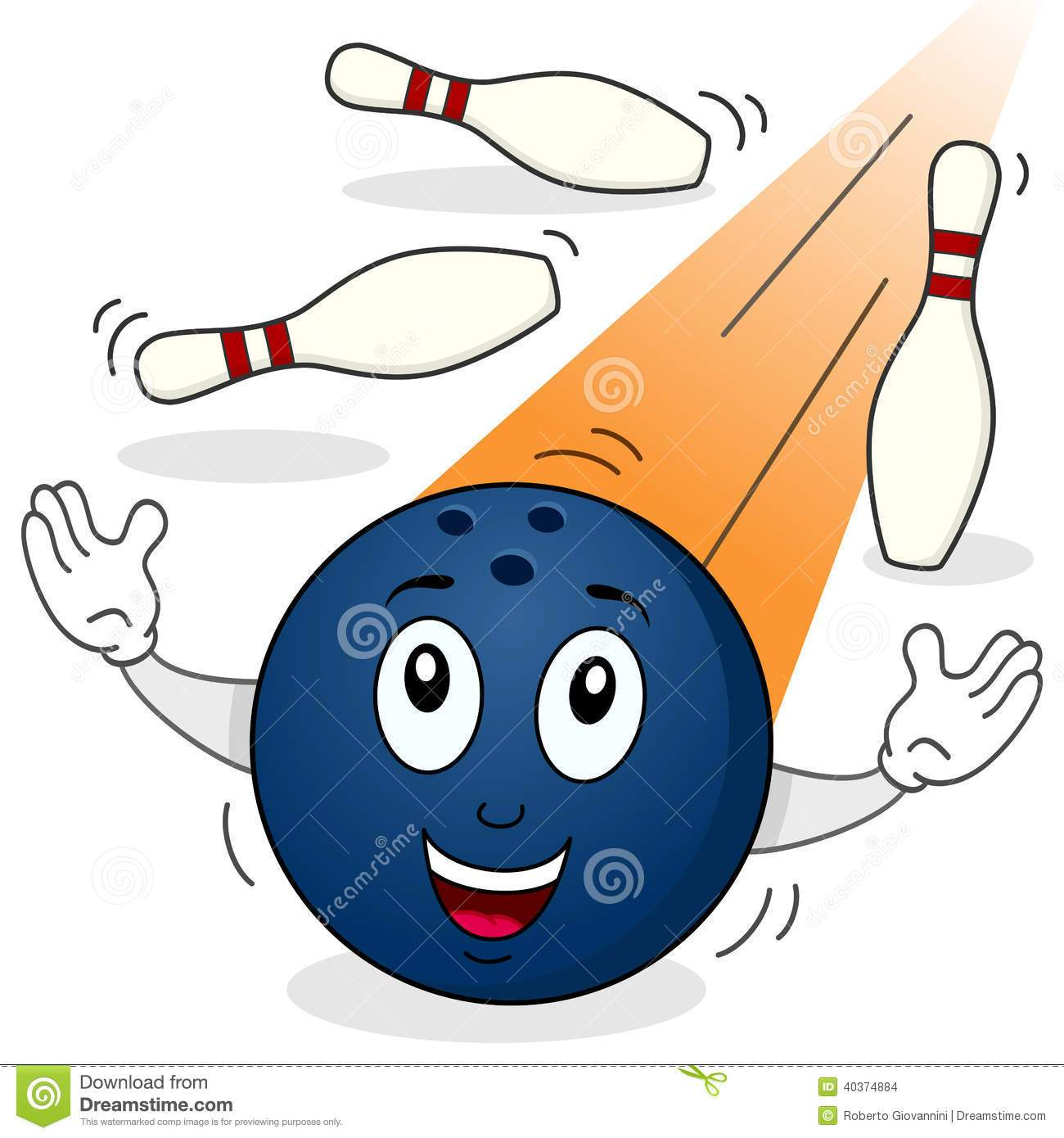 Free funny bowling clipart 2 » Clipart Portal.