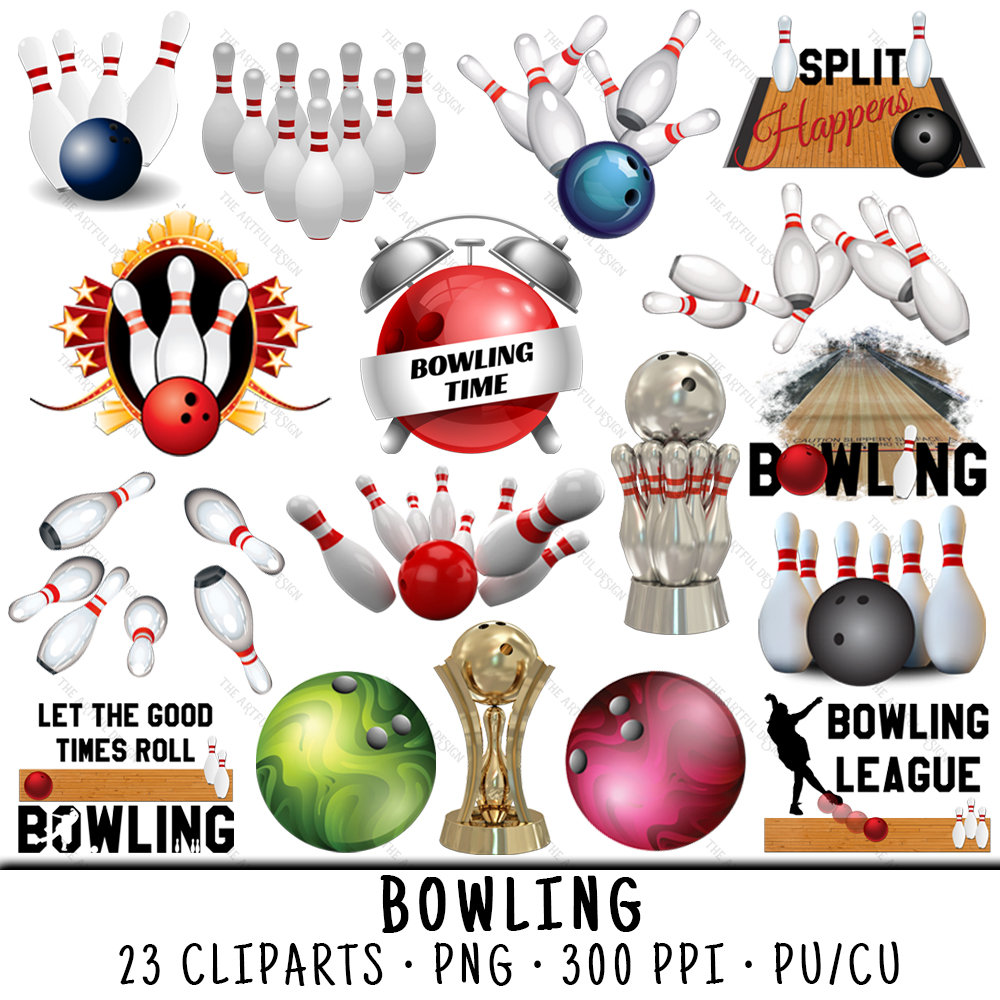 Bowling Clipart, Sports Clipart, Bowling Clip Art, Sports Clip Art, Clipart  Bowling, Clipart Sports, Bowling Ball PNG, PNG Bowling Ball.