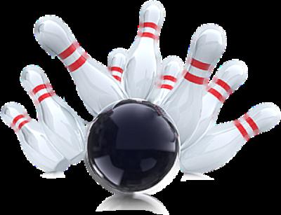 Bowling clipart halloween.