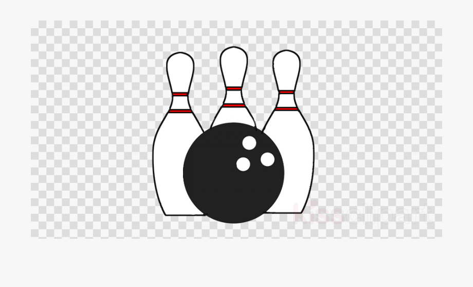 Bowling Pin Clipart.