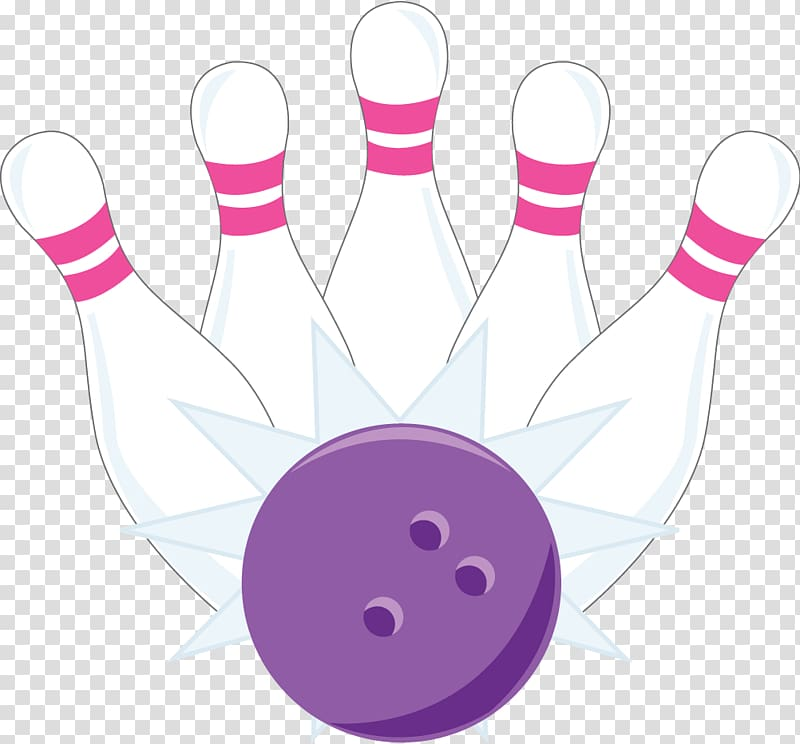 Bowling pin Girl , bowling transparent background PNG.