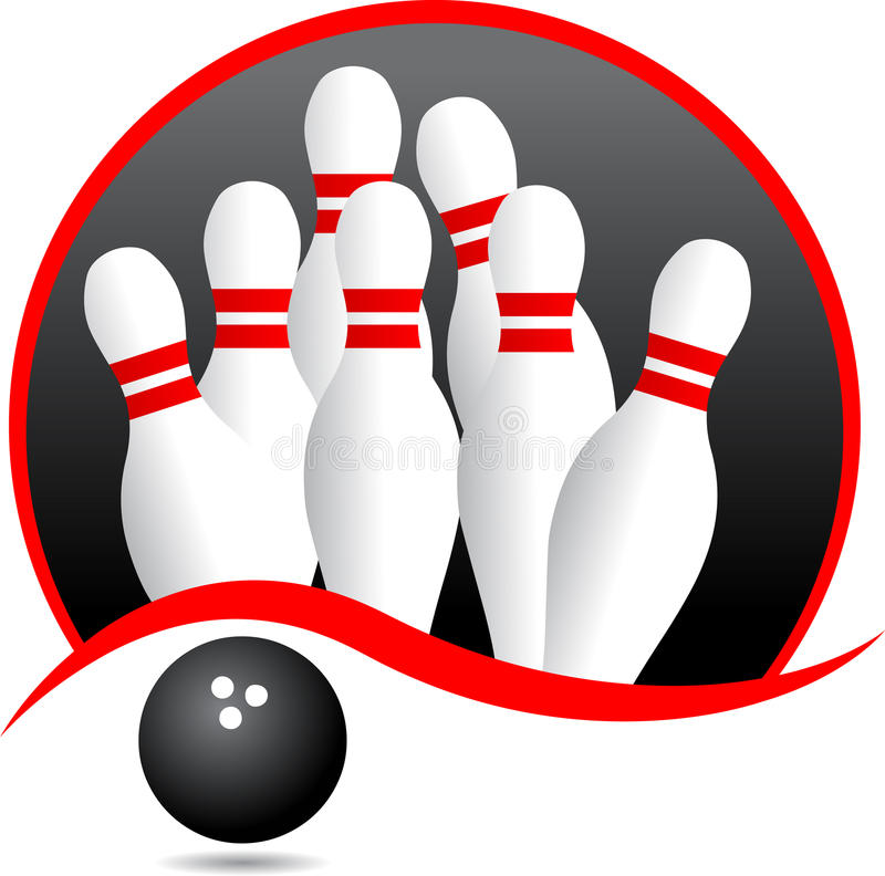 Bowling Stock Illustrations.