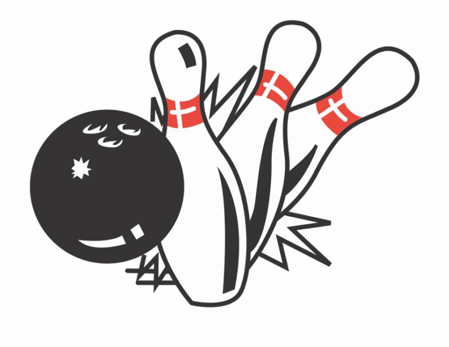 Bowling Pins Logo.