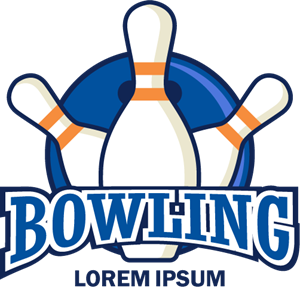 Bowling Logo Vector (.EPS) Free Download.