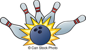 77+ Bowling Clipart.