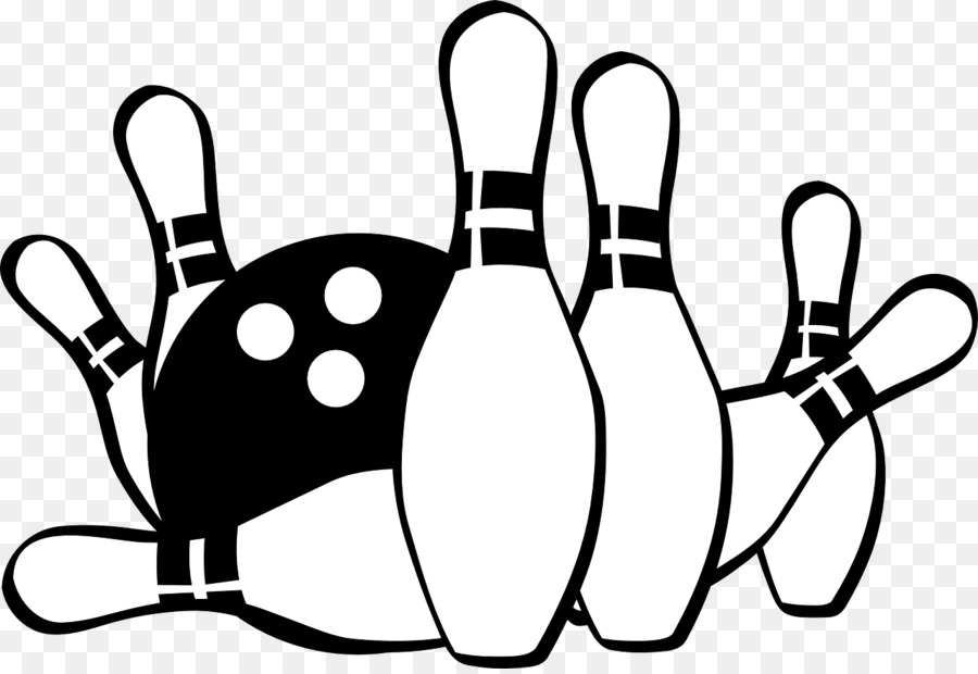 83+ Bowling Clipart.