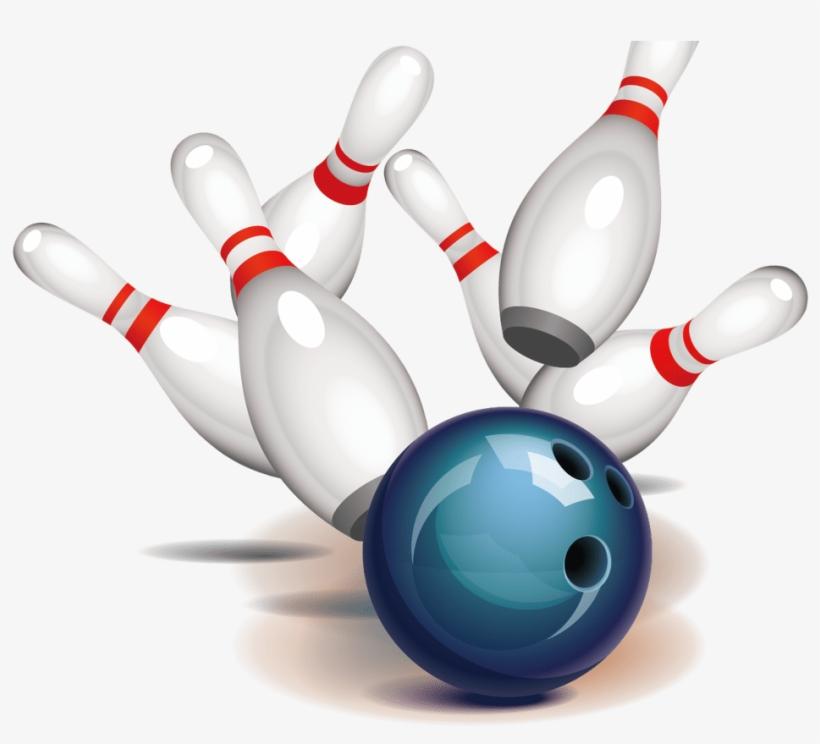 Bowling Ball Bowling Pin Strike Clip Art Vector Bowling.