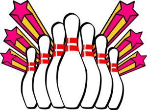 Free sports bowling clipart clip art pictures graphics 2.