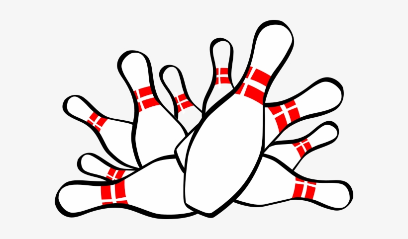 Clip Art Bowling Pins Free Transparent PNG Download PNGkey Glamorous.