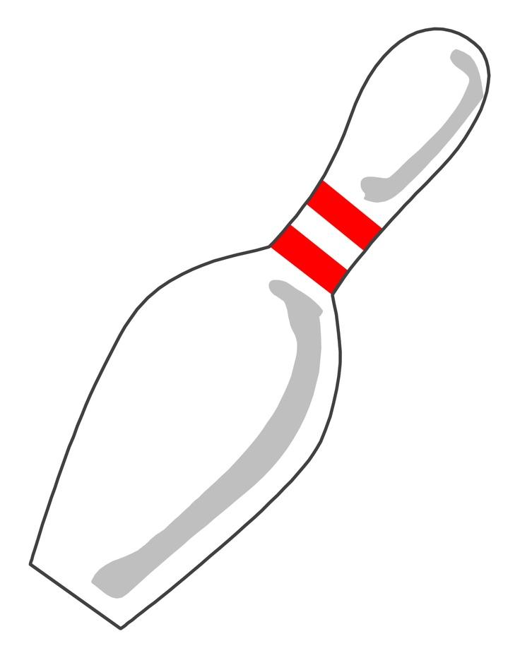 Bowling Pin Clipart & Bowling Pin Clip Art Images.