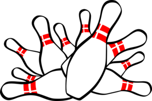 Bowling Pins Clip Art at Clker.com.