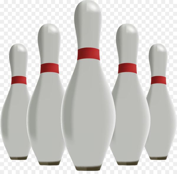 Bowling pin Bowling ball Skittles.