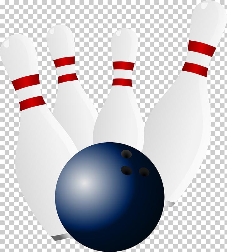Bowling ball Bowling pin , bowling PNG clipart.