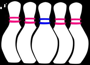 Bowling Pins Clip Art at Clker.com.
