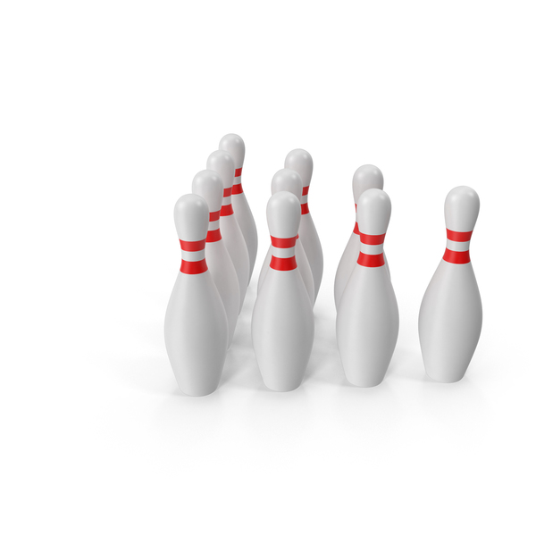Ten Bowling Pins PNG Images & PSDs for Download.
