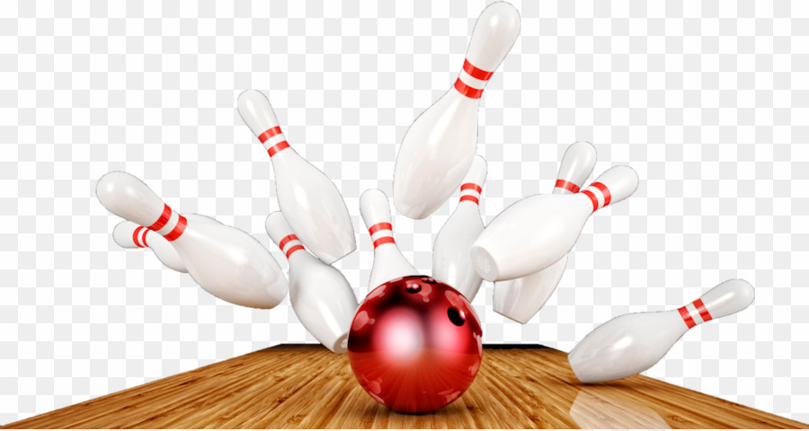 Transparent Bowling PNG Bowling Pins Clipart download.