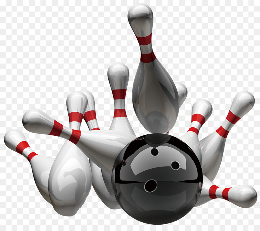 Tenpin Bowling Ball png download.
