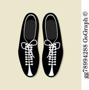 Bowling Shoes Clip Art.