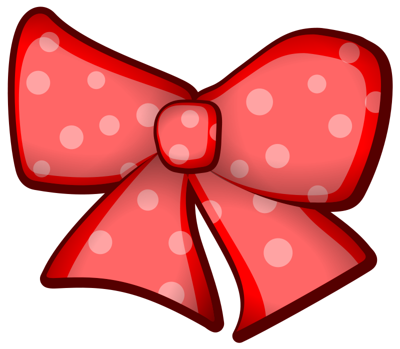 Free Clipart: Bowknot.