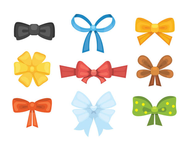 Best Hair Bow Illustrations, Royalty.