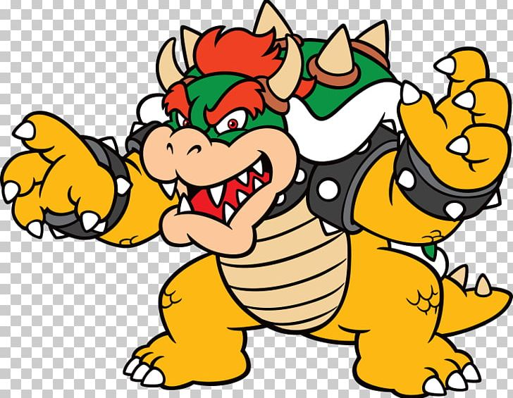 Bowser Mario & Luigi: Superstar Saga Super Mario Bros. PNG, Clipart.