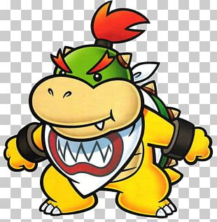 Collection of Bowser clipart.