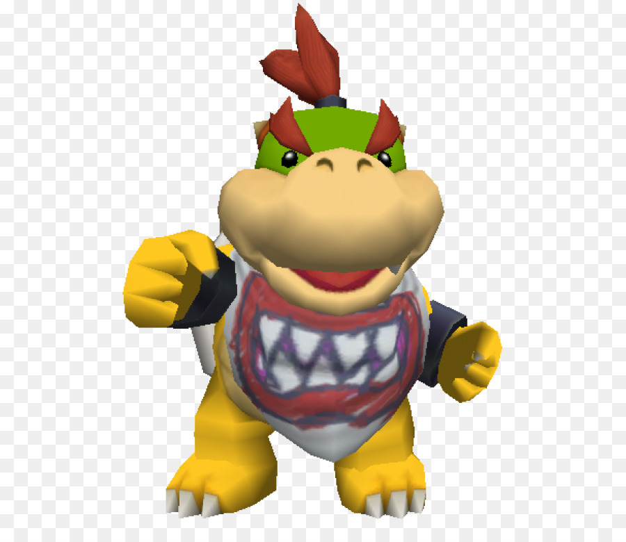 Bowser Toy png download.
