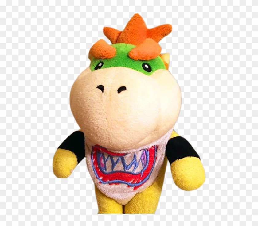Bowser Jr Plush Png.
