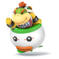 Bowser Jr. (SSB4).