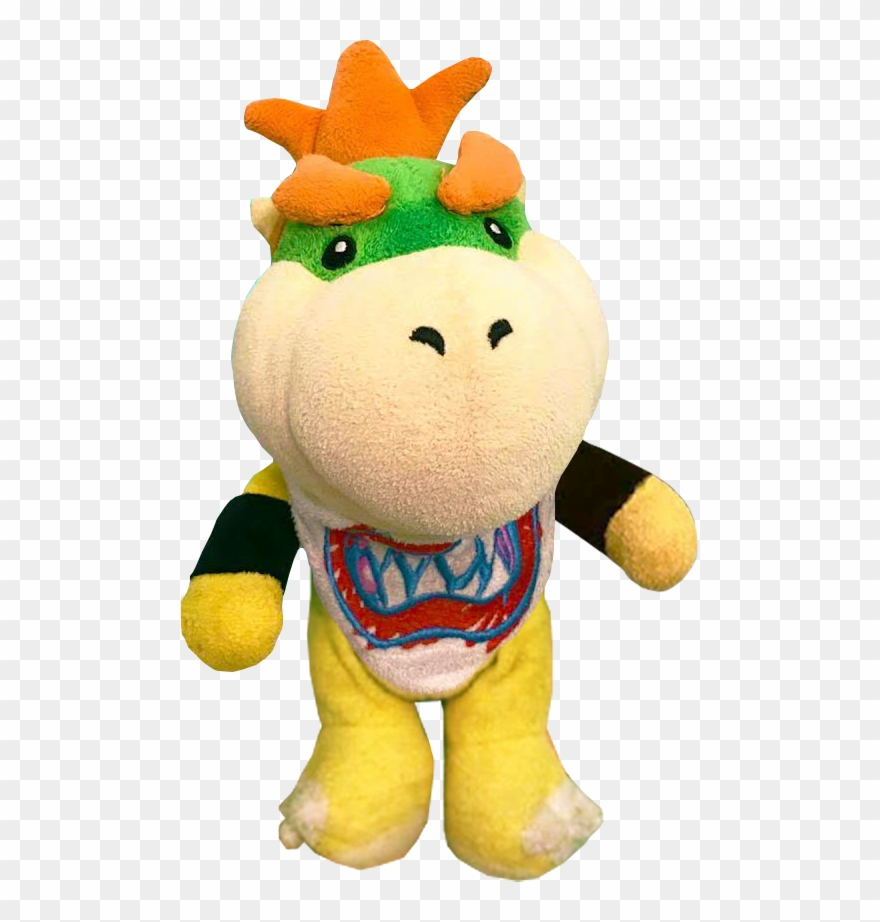 Bowser Jr Png.