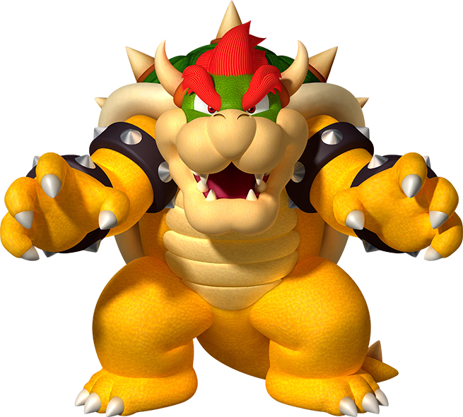 Bowser Png Vector, Clipart, PSD.