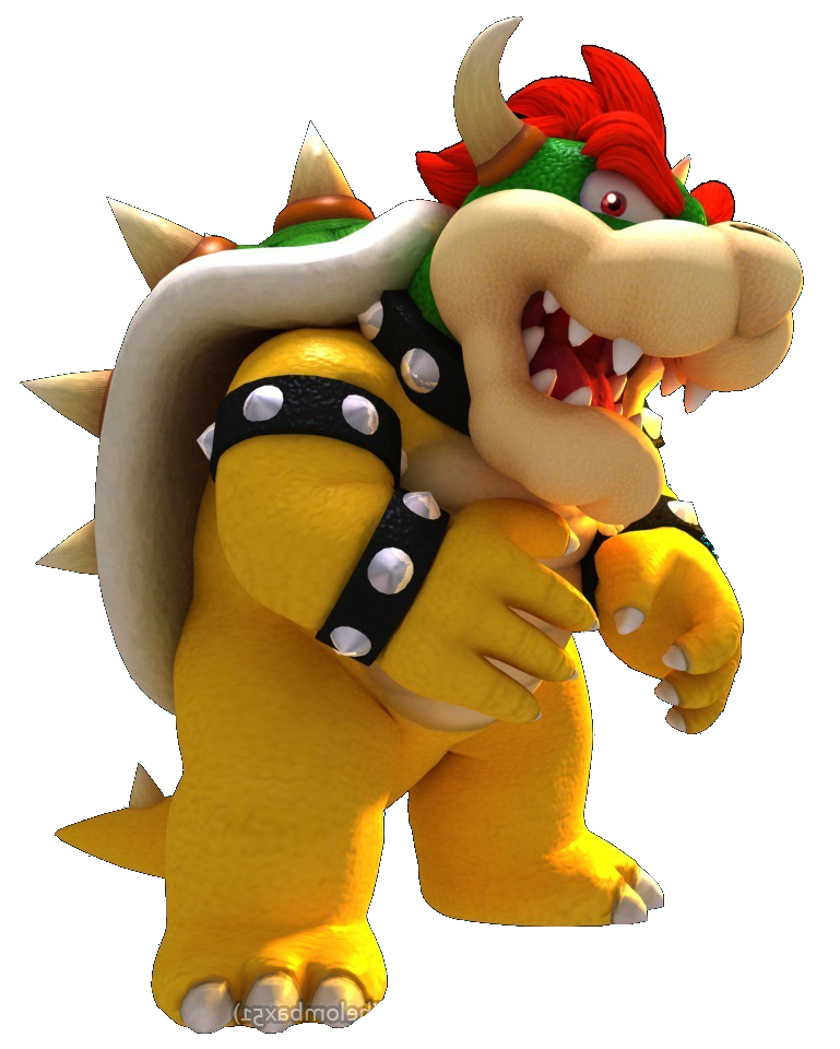 Download Bowser PNG Pic 076.