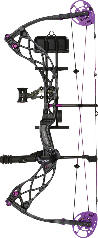 Bowtech Carbon Rose.