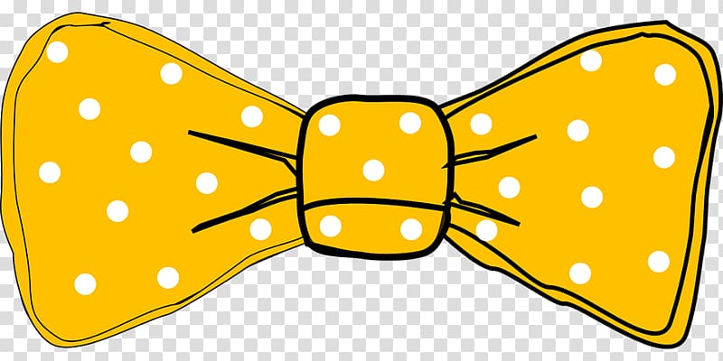 Bow tie Polka dot Necktie , minnie mouse transparent background PNG.