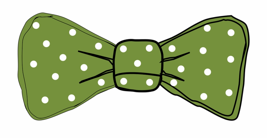 Ribbons Clipart Necktie Polka Dot Bow Tie Clipart.