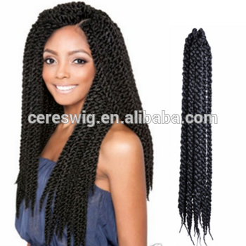 Factory price Jumbo box braid crochet braids, fast delivery ombre braiding  hair xpression, View box braid, CeresHair Product Details from Xuchang.