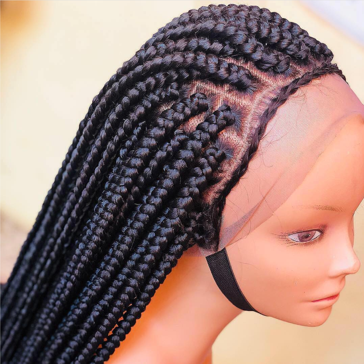 Bendicion braided wigs.